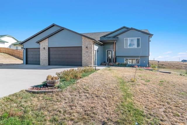 23002 Morninglight Dr, Rapid City, SD 57703 (MLS #156555) :: Dupont Real Estate Inc.