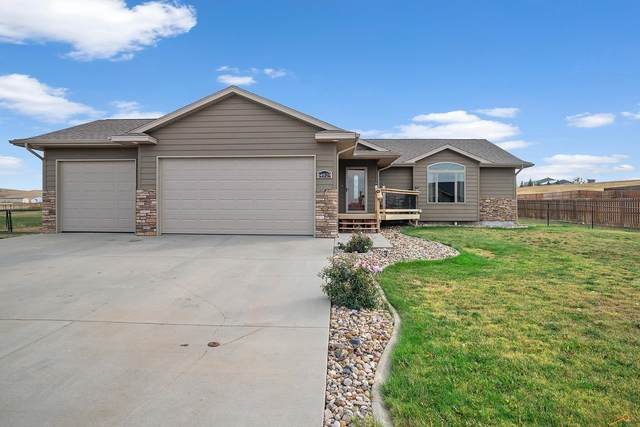 14829 Fox Trail, Box Elder, SD 57719 (MLS #156559) :: Heidrich Real Estate Team