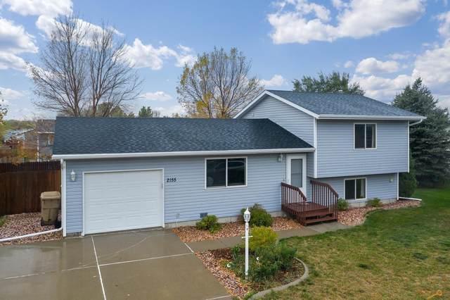 2155 Meadow Ln, Rapid City, SD 57703 (MLS #156571) :: Heidrich Real Estate Team