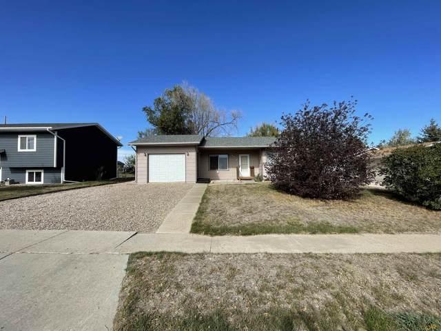 5512 S Pitch Ct, Rapid City, SD 57703 (MLS #156576) :: Heidrich Real Estate Team