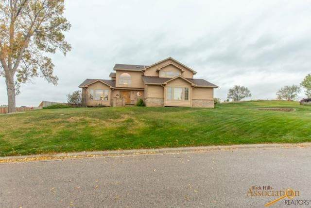 3911 Parkridge Dr, Rapid City, SD 57702 (MLS #156578) :: Christians Team Real Estate, Inc.