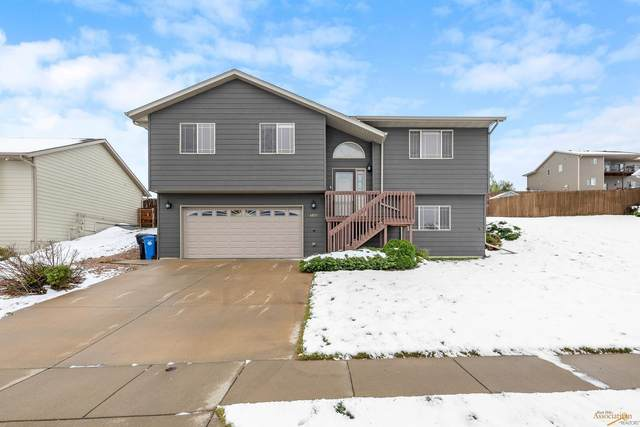 4821 Coal Bank Dr, Rapid City, SD 57701 (MLS #156593) :: Christians Team Real Estate, Inc.