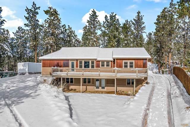345 Deegan Dr, Hill City, SD 57745 (MLS #156600) :: Heidrich Real Estate Team