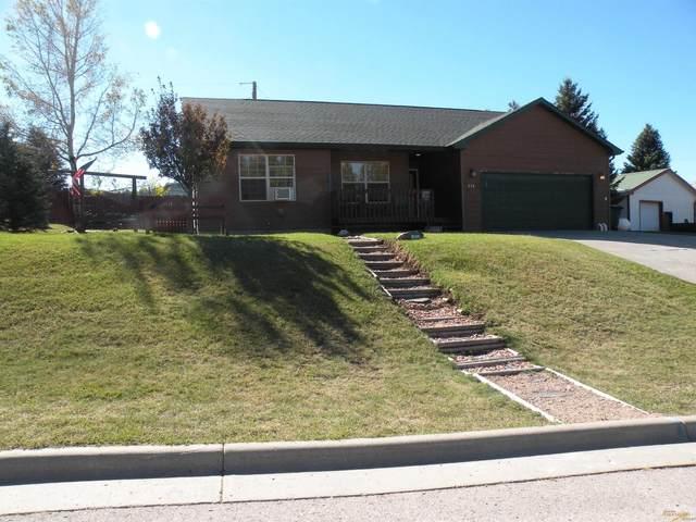619 Bishop Mt Ave, Hill City, SD 57745 (MLS #156609) :: Heidrich Real Estate Team