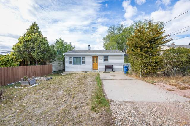 728 Blaine Ave, Rapid City, SD 57701 (MLS #156611) :: Heidrich Real Estate Team