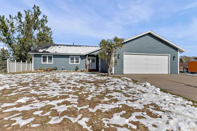 12943 Pony Express, Piedmont, SD 57769 (MLS #156612) :: VIP Properties