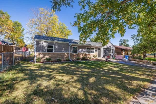 30 Montana, Rapid City, SD 57701 (MLS #156613) :: Heidrich Real Estate Team