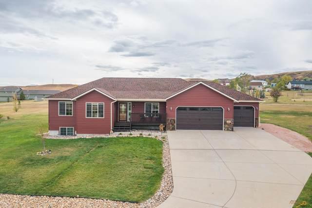 11537 Black Gap Ct, Rapid City, SD 57701 (MLS #156614) :: Heidrich Real Estate Team