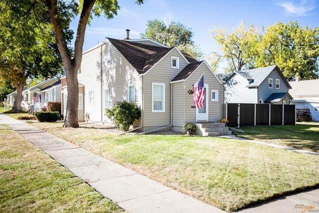 1329 9TH ST, Rapid City, SD 57701 (MLS #156616) :: Heidrich Real Estate Team