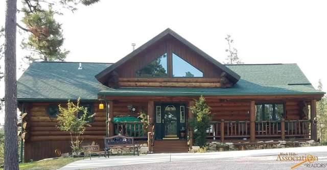 10160 Canyon Pl, Rapid City, SD 57702 (MLS #156634) :: VIP Properties