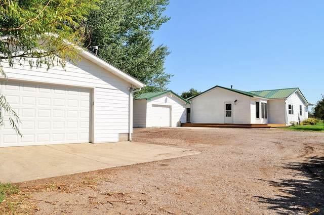 5792 Corbin Dr, Rapid City, SD 57703 (MLS #156667) :: VIP Properties