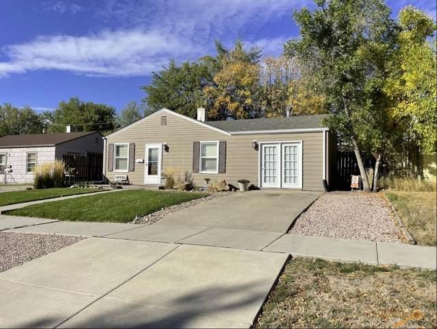 238 E St Andrew, Rapid City, SD 57701 (MLS #156671) :: VIP Properties