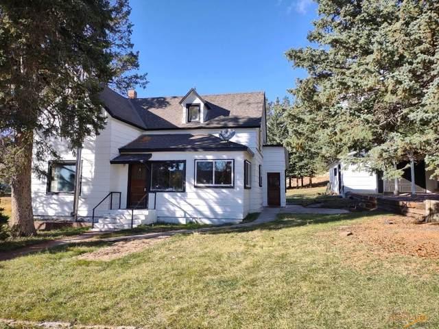 833 Lincoln, Custer, SD 57730 (MLS #156680) :: VIP Properties