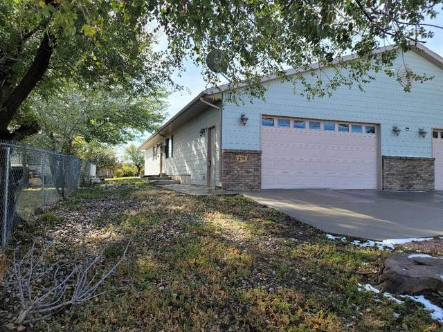 216 E College Ave, Rapid City, SD 57701 (MLS #156691) :: VIP Properties