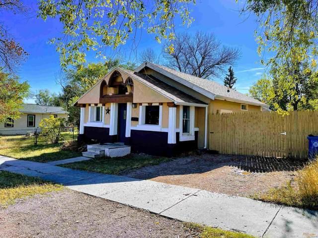 625 Franklin, Rapid City, SD 57702 (MLS #156694) :: VIP Properties