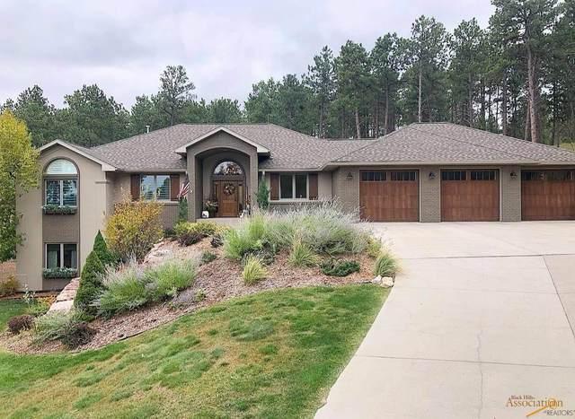 3981 Forest Park Cir, Rapid City, SD 57702 (MLS #156697) :: VIP Properties