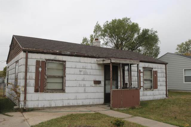 137 E St Patrick, Rapid City, SD 57701 (MLS #156698) :: Christians Team Real Estate, Inc.
