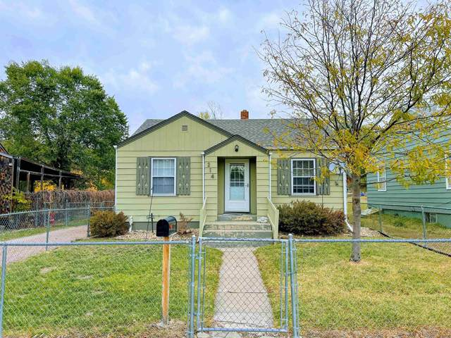 214 Franklin, Rapid City, SD 57701 (MLS #156700) :: Christians Team Real Estate, Inc.