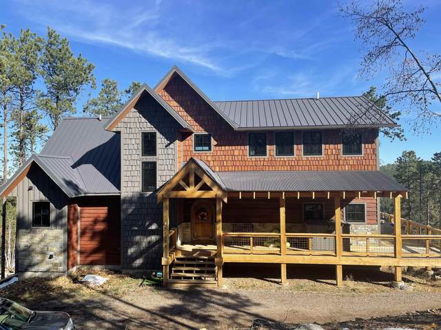 21173 Gilded Mountain Lp, Lead, SD 57764 (MLS #156701) :: Christians Team Real Estate, Inc.