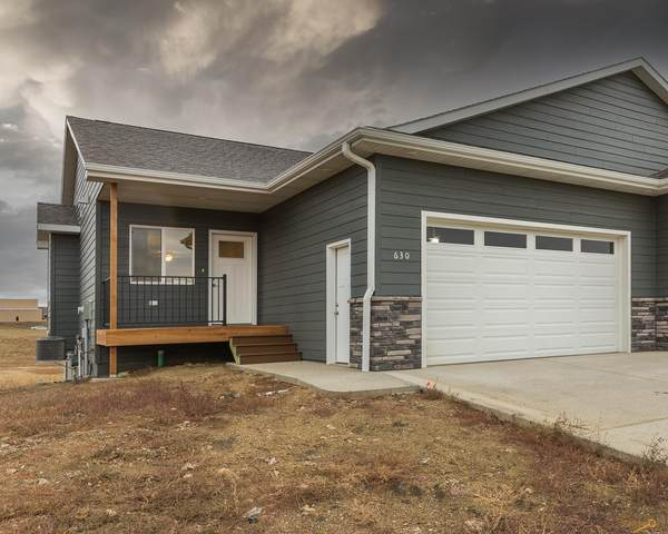 630 Copperfield Dr, Rapid City, SD 57703 (MLS #156710) :: Black Hills SD Realty