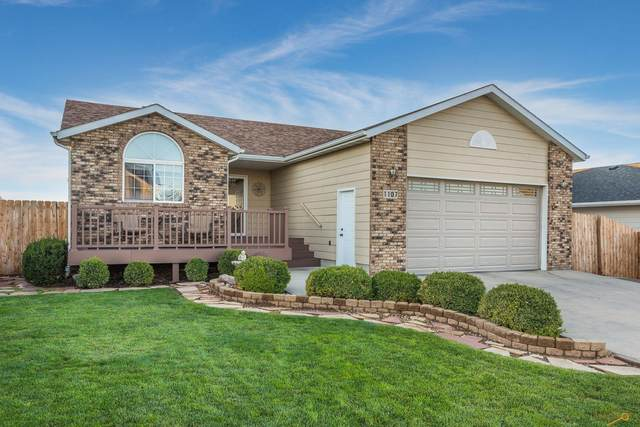 1107 Park Hill Dr, Rapid City, SD 57701 (MLS #156714) :: Black Hills SD Realty
