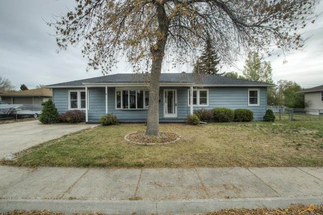 312 41ST, Rapid City, SD 57702 (MLS #156718) :: Dupont Real Estate Inc.