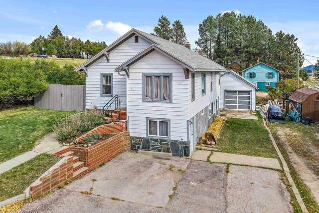 48 N 1ST, Custer, SD 57730 (MLS #156724) :: Dupont Real Estate Inc.