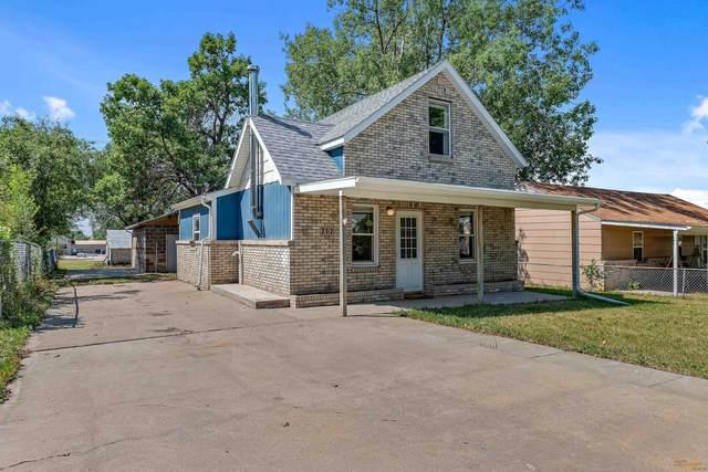 717 E Monroe, Rapid City, SD 57701 (MLS #156726) :: Dupont Real Estate Inc.