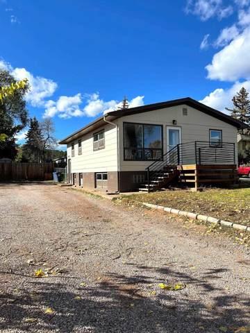 2111 Monte Vista Dr, Rapid City, SD 57702 (MLS #156741) :: Black Hills SD Realty