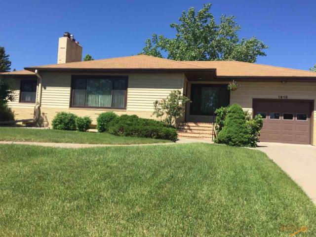 1915 9TH ST, Rapid City, SD 57701 (MLS #139102) :: Christians Team Real Estate, Inc.