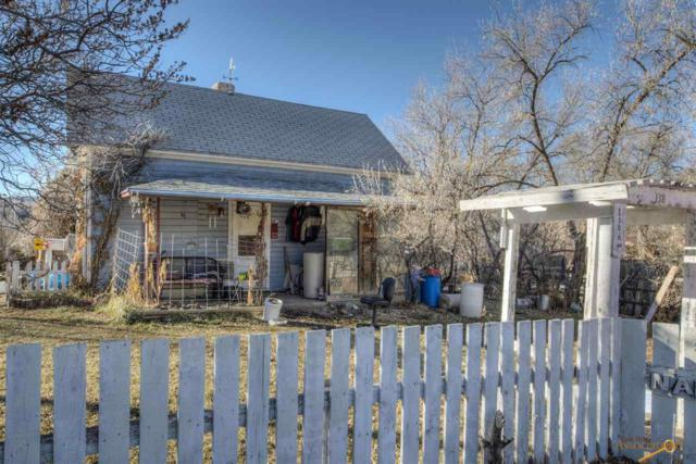 138 N 4TH, Hot Springs, SD 57747 (MLS #141397) :: Dupont Real Estate Inc.