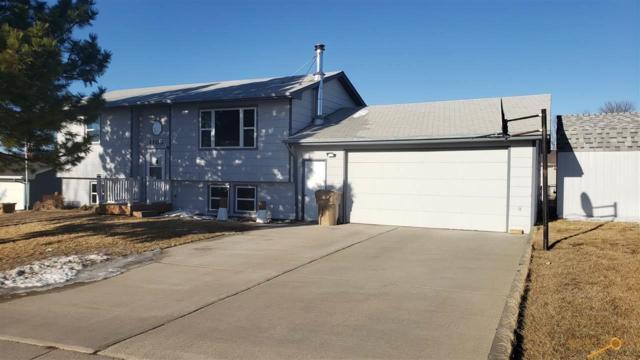 1105 Ennen Dr, Rapid City, SD 57703 (MLS #142461) :: VIP Properties