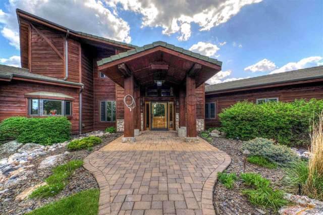 24741 Timber Ridge Rd, Hermosa, SD 57744 (MLS #142646) :: Dupont Real Estate Inc.