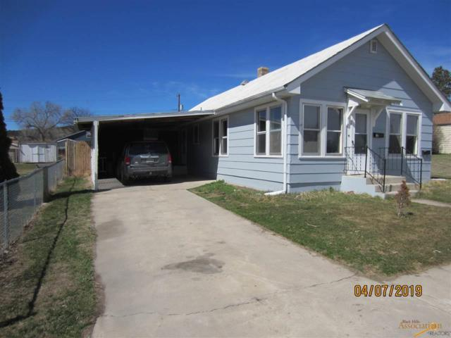 815 Dilger Ave, Rapid City, SD 57701 (MLS #142652) :: Christians Team Real Estate, Inc.