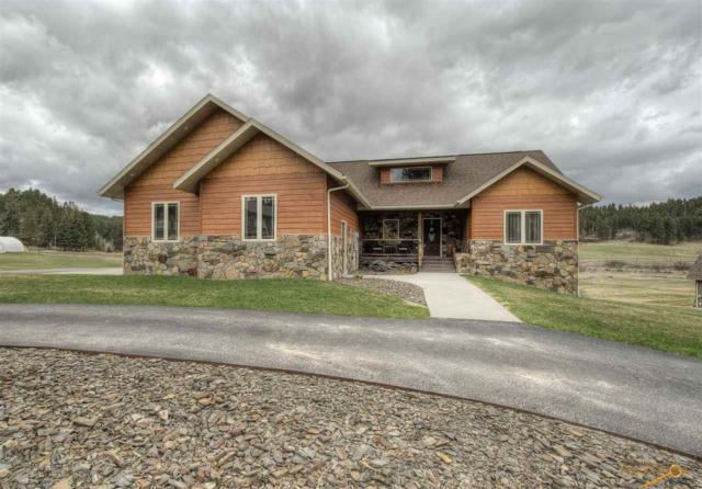 824 Major Lake Dr, Hill City, SD 57745 (MLS #142806) :: Christians Team Real Estate, Inc.