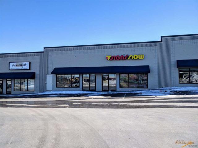 1161 Deadwood Ave, Rapid City, SD 57702 (MLS #142818) :: Christians Team Real Estate, Inc.