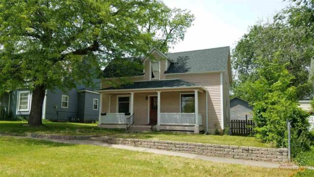 709 12TH, Rapid City, SD 57701 (MLS #142853) :: Christians Team Real Estate, Inc.