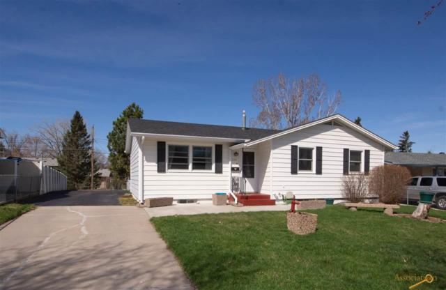 2321 Lockwood Dr, Rapid City, SD 57702 (MLS #143360) :: Christians Team Real Estate, Inc.