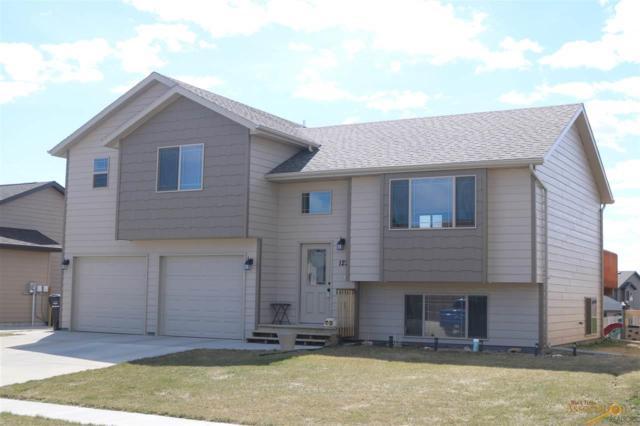 127 Melano St, Rapid City, SD 57701 (MLS #143395) :: Dupont Real Estate Inc.
