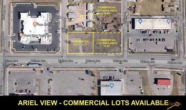 1510 Haines Ave, Rapid City, SD 57701 (MLS #143411) :: Daneen Jacquot Kulmala & Steve Kulmala