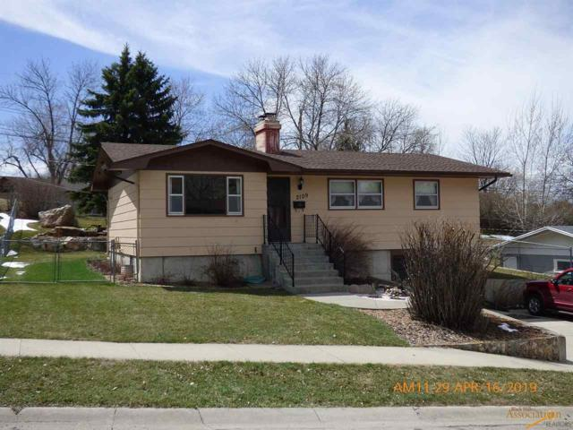 2109 Rio Dr, Rapid City, SD 57702 (MLS #143437) :: VIP Properties
