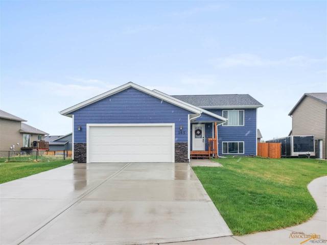 145 Melano St, Rapid City, SD 57701 (MLS #143463) :: Dupont Real Estate Inc.