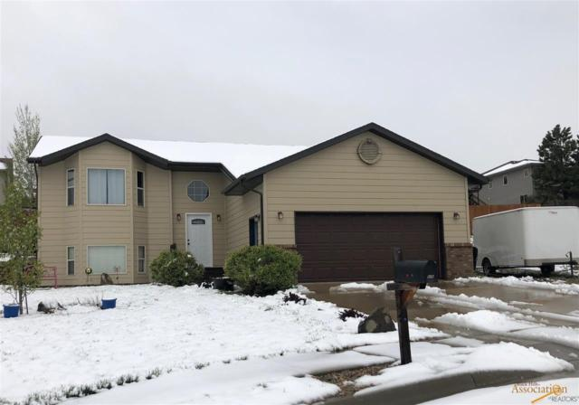 936 Crimson Ct, Rapid City, SD 57701 (MLS #144004) :: VIP Properties