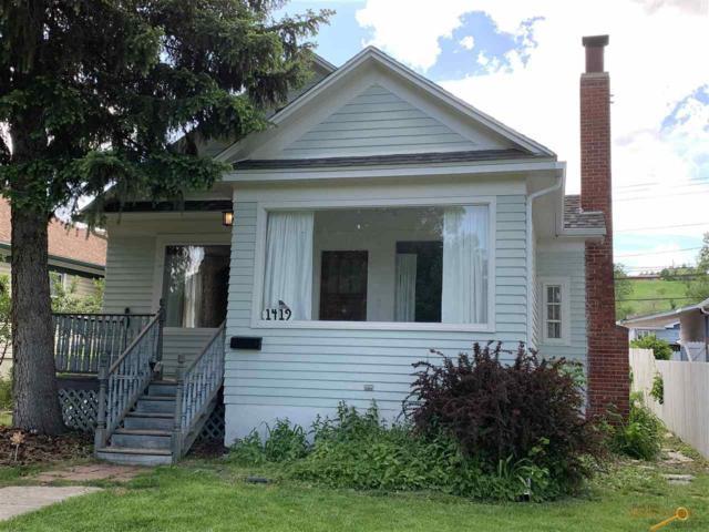 1419 West Blvd, Rapid City, SD 57701 (MLS #144260) :: Dupont Real Estate Inc.