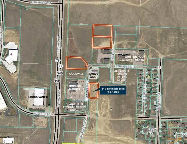 TBD Elk Vale Rd, Rapid City, SD 57703 (MLS #144309) :: VIP Properties