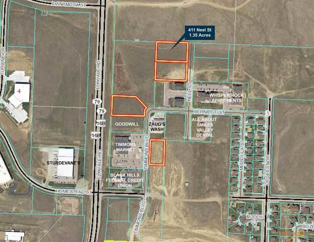 411 Neel, Rapid City, SD 57703 (MLS #144310) :: VIP Properties