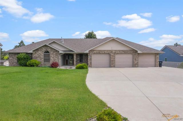 820 Alta Vista Dr, Rapid City, SD 57701 (MLS #144623) :: Christians Team Real Estate, Inc.