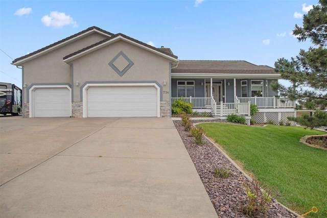 734 Alta Vista Dr, Rapid City, SD 57701 (MLS #144684) :: Christians Team Real Estate, Inc.