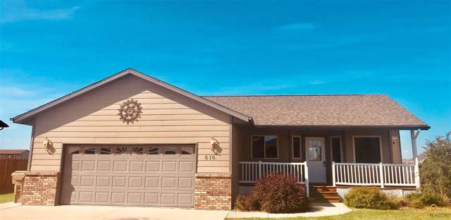 616 Airway Ct, Box Elder, SD 57719 (MLS #145367) :: VIP Properties