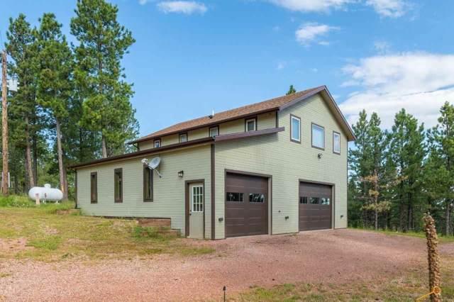 24639 Saddleback Dr, Hermosa, SD 57744 (MLS #145678) :: VIP Properties